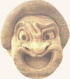 LES COSTUMES AU THÉÂTRE dans THEATRE masque